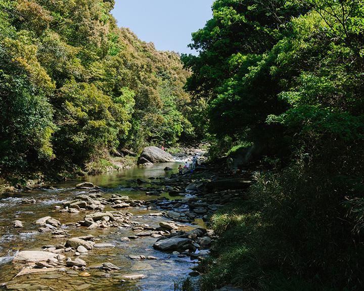 雪浦の豊かな自然環境