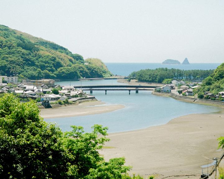 長崎の西、西海市にあります。