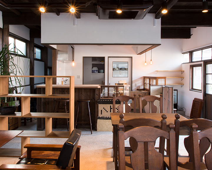 ゆきやカフェ・レストラン(1階)