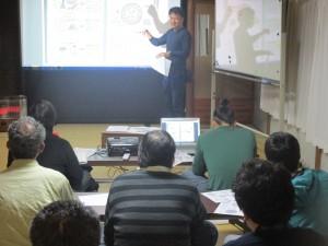 有機農業勉強会を開催しました。