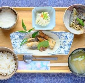 千恵子さんのお料理