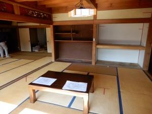 森田屋ビフォー(オープンカフェになるところ)