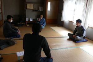 体験メニュー、瞑想(アトリエ・サリーム)