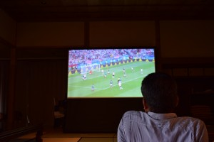 サッカーW杯 みんなで日本を応援しよう!の会@森田屋【6月19日】