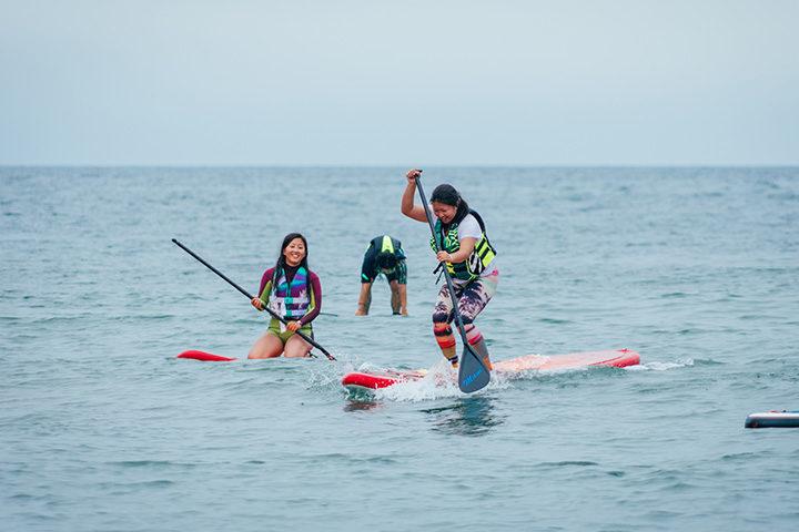 SUP・サーフィン体験