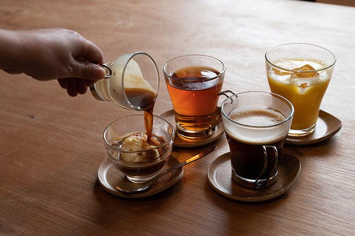 森田屋の営業再開はカフェだけになります。宿泊は6月からの再開目指します。