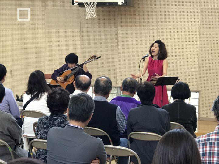 第21回 雪浦ウィーク 今年も「山口修さん&純子さんギターと歌のコンサート」 開催します!!