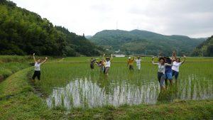 長大サマープログラム「Japan Anthropological Field School」受け入れ