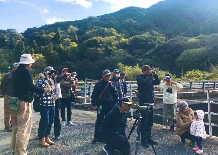 「雪浦川の冬鳥の観察会」!!いい時間を過ごしました (ご報告)