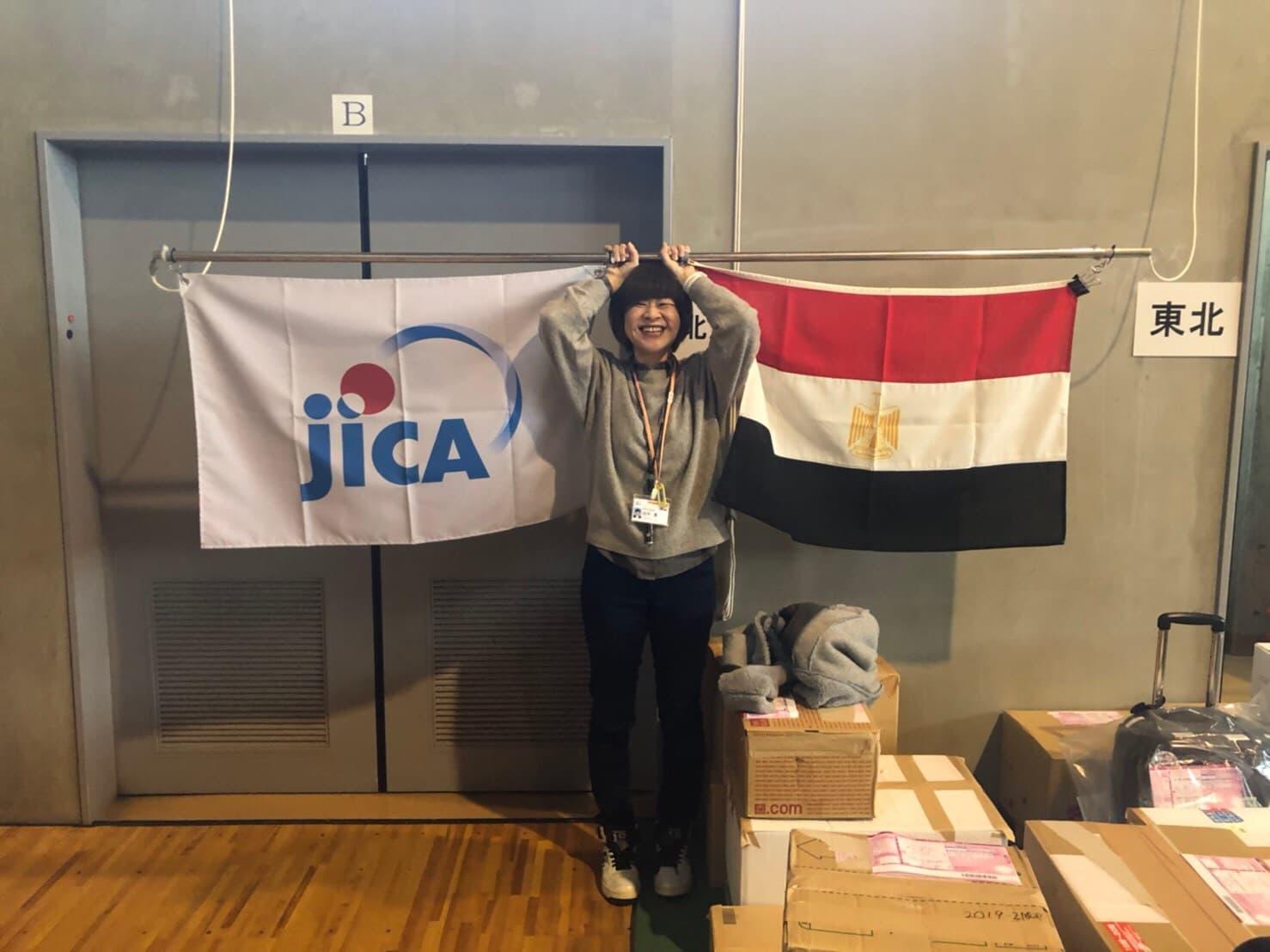 田中葵さん、青年海外協力隊としてエジプトへ。独占インタビュー🎤