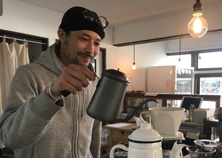 雪浦で美味しいコーヒーを  〜ギココーヒー〜
