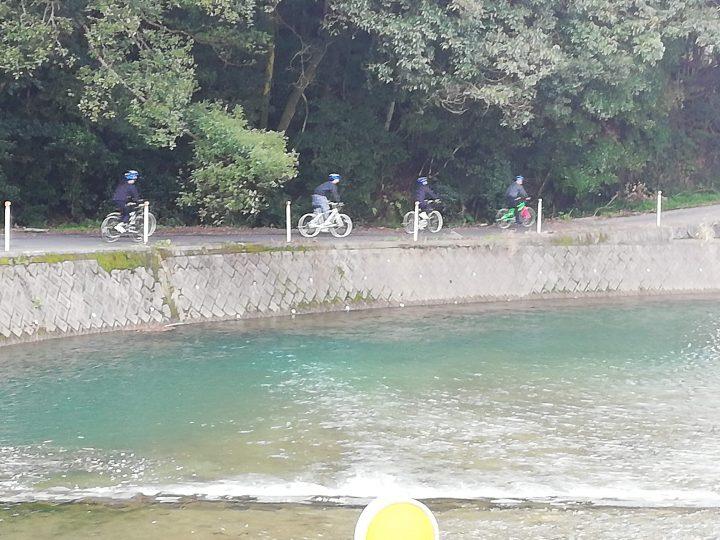 雪浦満喫モニターツアー(サイクリング、釣り体験)報告!!